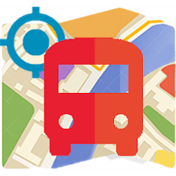 bus map icon